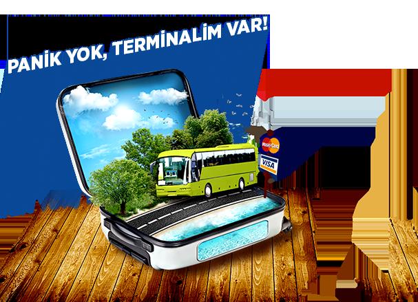 Otobüs Uçak İDO Bileti Bul