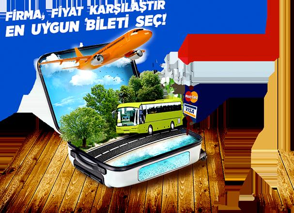 Otobüs Uçak Biletleri